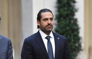 Hariri 'Lübnan'a döneceğim' açıklamasını yineledi