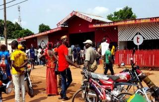 Orta Afrika'da Hristiyan-Müslüman barış konserine...