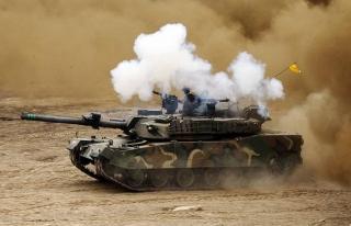 Güney Kore ordusunda alarm seviyesi yükseldi