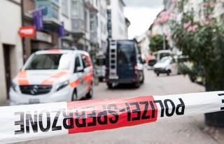 Almanya'da, sosyal medyada terör paylaşımına polis...