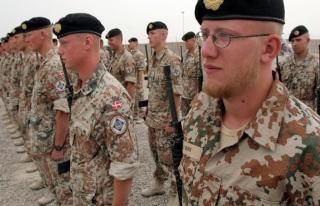 Danimarka Irak'taki asker sayısını artıracak