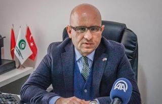 Karadağ'da Yeşilay ofisi açıldı