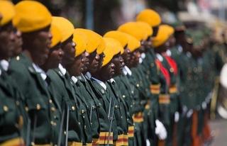 Zimbabve ordusundan 'darbe' iddialarına yalanlama