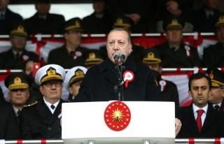 Cumhurbaşkanı Erdoğan: Bu ordu sadece Türkiye'nin...