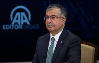 MEB Bakanı Yılmaz'dan 'liselere geçiş sınavı'...