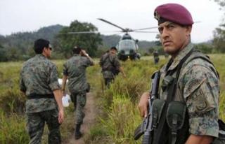 Kolombiya ordusu ELN hedeflerini vurdu: 10 ölü