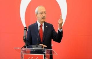 CHP Genel Başkanı Kılıçdaroğlu İngiltere'ye...