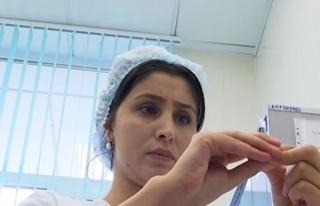 Özbek kızlarına şüpheli aşı krizi