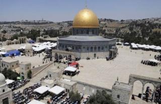 'Kudüs için öfke cuması' çağrısı