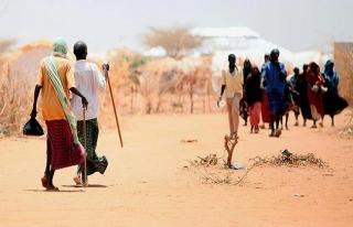 Afrika'da 2016'da 13 milyona yakın kişi yerlerinden...