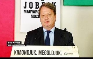 AP milletvekiline Macaristan'da casusluk suçlaması