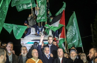 Hamas yöneticisi başından yaralandı