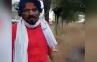 Hindistan'da ırkçı cani gözaltında