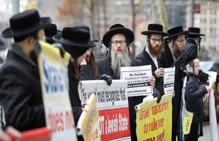 'İsrail'i desteklemek Yahudi insanları desteklemek...