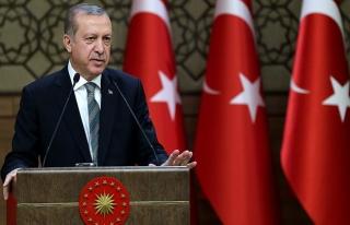 Erdoğan: İslam dünyası kardeş kavgası üzerinden...