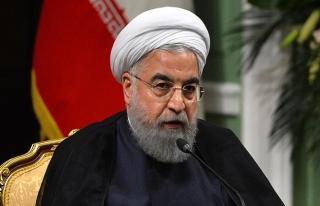 Ruhani'den Trump'ın kararına ilk tepki