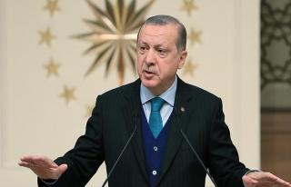 Cumhurbaşkanı Erdoğan'dan Kılıçdaroğlu hakkında...