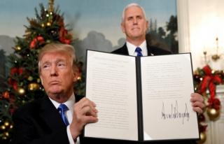 Trump'ın Kudüs kararında Evanjeliklerin rolü...