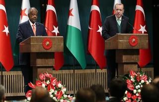 Cumhurbaşkanı Erdoğan: Kudüs tasarısını BM...