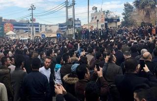 IKBY'de hükümet karşıtı gösterilerde 5 ölü,...