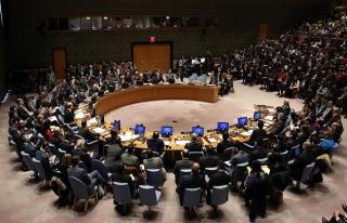 ABD Filistin konusunda BM'de yalnız kalıyor