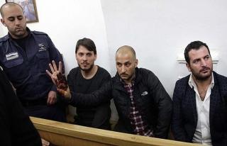 Kudüs'te gözaltına alınan 3 Türk vatandaşı...