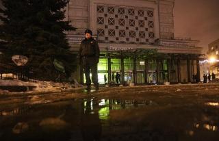 Putin: St. Petersburg patlaması terör saldırısı