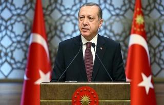 Cumhurbaşkanı Erdoğan: Yardımcı doçentlik kalkıyor