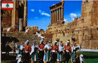 Lübnan'dan 55 bin kartpostal alındı