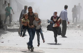 Suriye'de geçen yıl katliamlarda 4 binden fazla...