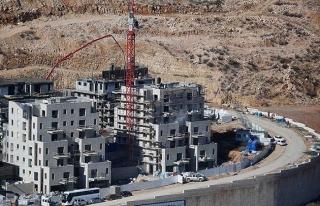 'İsrail, bu yasayla siyasi süreci sonlandırdığını...