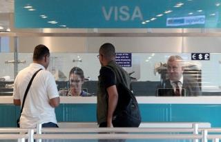 Türk vatandaşlarının Çin vizesi başvurularında...