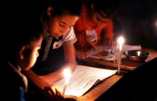 Filistin hükümeti, Gazze'ye uyguladığı elektrik...