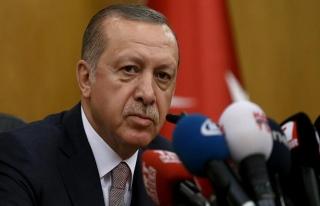 Cumhurbaşkanı Erdoğan'dan 'kabine revizyonu' sorusuna...