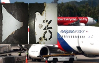 3,5 yıldır kayıp olan Malezya uçağı yeniden...