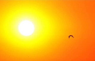Macaristan'da son 43 yılın sıcaklık rekoru kırıldı