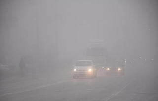 Meteoroloji'den 5 il için sis ve pus uyarısı