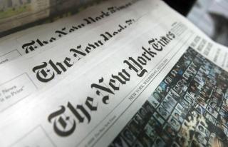 New York Times Mısır yönetimini zor durumda bıraktı