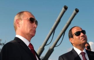 Rusya ve Mısır ortak askeri tatbikat düzenleyecek