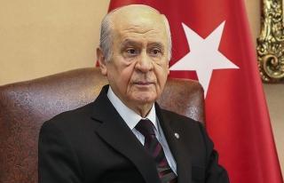 MHP lideri Bahçeli'den 'Cumhurbaşkanlığı adaylığı'...