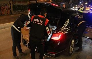İstanbul'da 2 bin 400 polisle 'Yeditepe Huzur' asayiş...