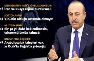 Türkiye'den İran ve Rusya'ya 'sorumluluk' uyarısı