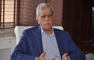 Ahmet Türk'ün adaylık bilmecesi