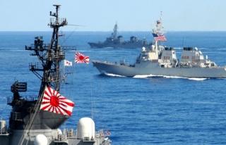 Çin savaş gemileri Japonya ile ihtilaflı sulara...
