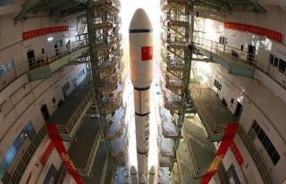Çin uzaya 'İkiz' navigasyon uydusu fırlattı