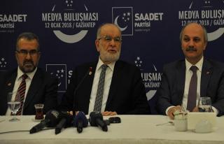 Saadet Partisi'nden 'Cumhurbaşkanı adayı' açıklaması