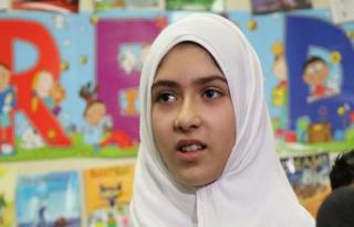 Kanada'da 11 yaşındaki başörtülü kıza makaslı...