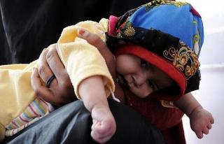 BM'den Suriye'deki çocuk ölümlerine tepki