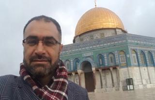 İsrail, Öğr.Üyesi Cemil Tekeli'yi gözaltına...