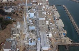 Fukuşima'nın 2 nolu reaktöründeki erimiş nükleer...